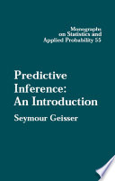 Predictive Inference