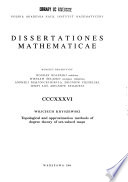 Topological and Approximation Methods of Degree Theory of Set-valued Maps