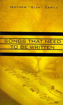Songs That Need to Be Written