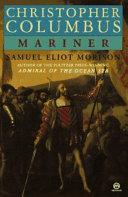 Christopher Columbus, Mariner