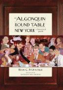 The Algonquin Round Table New York Pdf/ePub eBook
