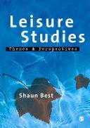 Leisure Studies
