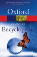 A Concise Encyclopedia Book