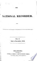 National Recorder