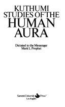Studies of the Human Aura Book PDF
