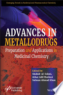 Advances In Metallodrugs