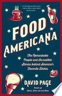 Food Americana Book PDF