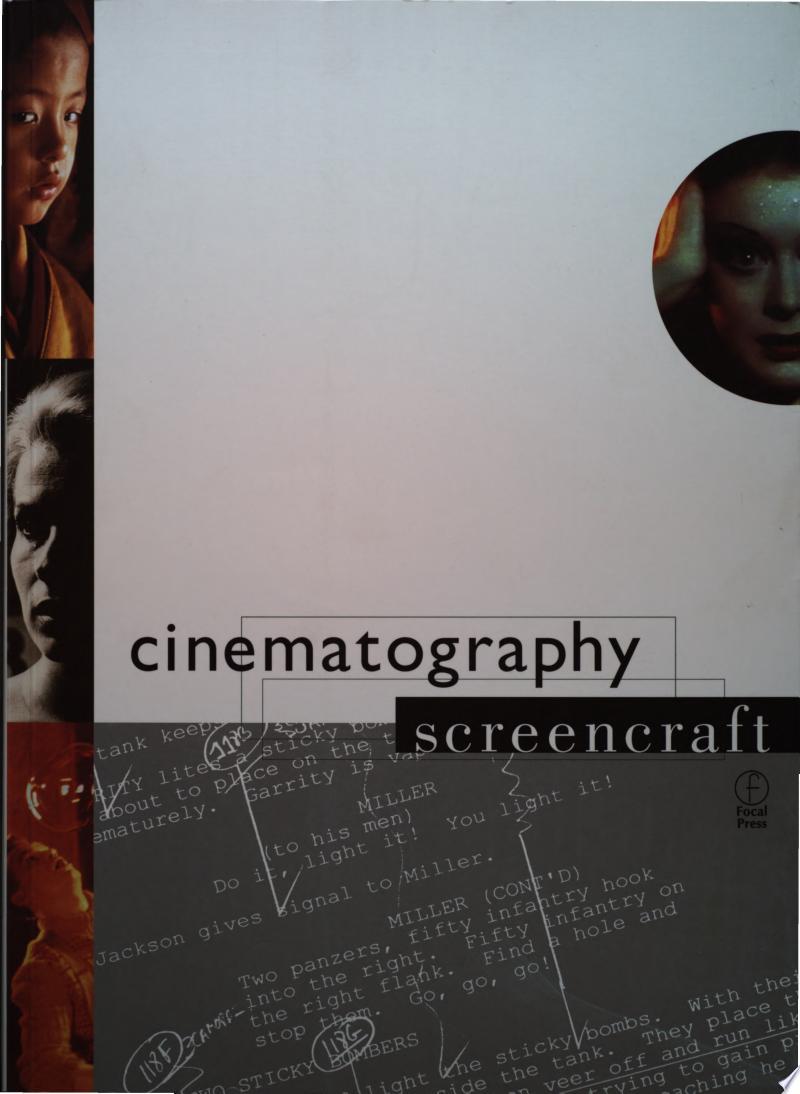 Cinematography banner backdrop