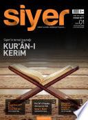 Siyer İlim Tarih ve Kültür Dergisi; Sayı:1