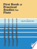 Practical Studies for Flute  Book 1