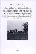 Pdf Funérailles et représentations dans les tombes de l'Ancien et du Moyen Empires égyptiens Telecharger
