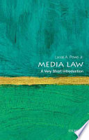 Media Law: a Very Short Introduction