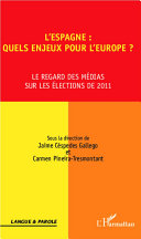 Pdf L'Espagne : quels enjeux pour l'Europe ? Telecharger