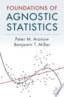 Foundations of Agnostic Statistics Book PDF