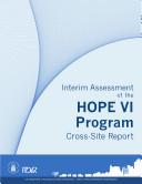 Interim Assessment of the HOPE VI Program Cross-Site Report