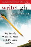Write Tight