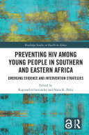 Pdf Preventing HIV Among Young People in Southern and Eastern Africa Telecharger