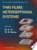 Thin Films  Heteroepitaxial Systems