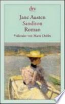 SANDITON  : ROMAN. AUS D. ENGL. V. ELIZABETH GILBERT