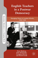 English Teachers in a Postwar Democracy [Pdf/ePub] eBook