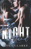 One Night Stand Book PDF