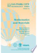 Mathematics And Materials