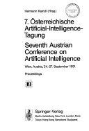 7    sterreichische Artificial Intelligence Tagung