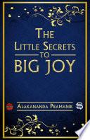 The Little Secrets to Big Joy