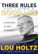 Three Rules for Living a Good Life Book