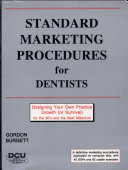 Standard Marketing Procedures for Dentists