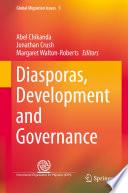 Diasporas  Development and Governance