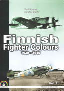 Finnish Fighter Colours