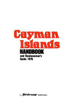 Cayman Islands handbook and businessman's guide