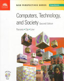 Computers, Technology, and Society