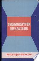 Organization Behaviour