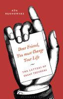 Pdf Dear Friend, You Must Change Your Life' Telecharger