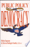 Public Policy for Democracy