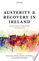 Austerity And Recovery In Ireland Book