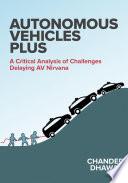 Autonomous Vehicles Plus