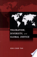 Toleration Diversity And Global Justice