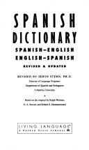 Living Language Spanish Dictionary
