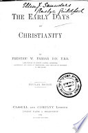 The Early Days of Christianity Book