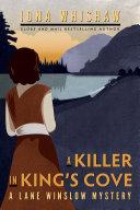 A Killer in King's Cove Book