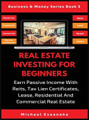 Real Estate Investing For Beginners Pdf/ePub eBook
