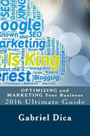 Optimizing and Marketing Your Business