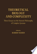 Theoretical Biology and Complexity