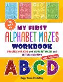 My First Alphabet Mazes Workbook