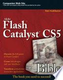 Flash Catalyst CS5 Bible Book