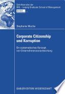 Corporate Citizenship und Korruption