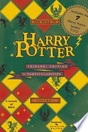 The Book Of Harry Potter Trifles Trivias Particularities